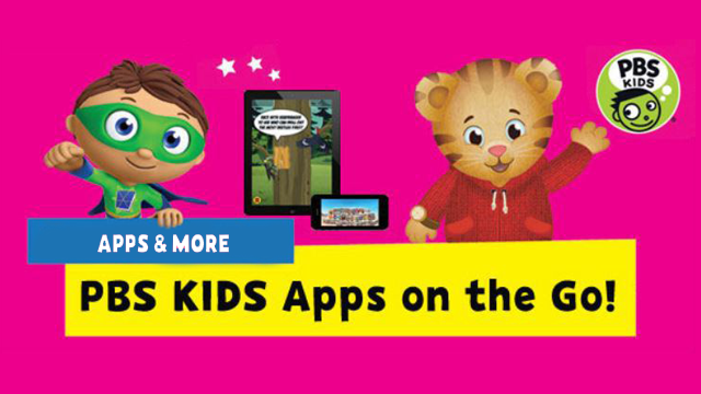 PBS Kids Apps & More