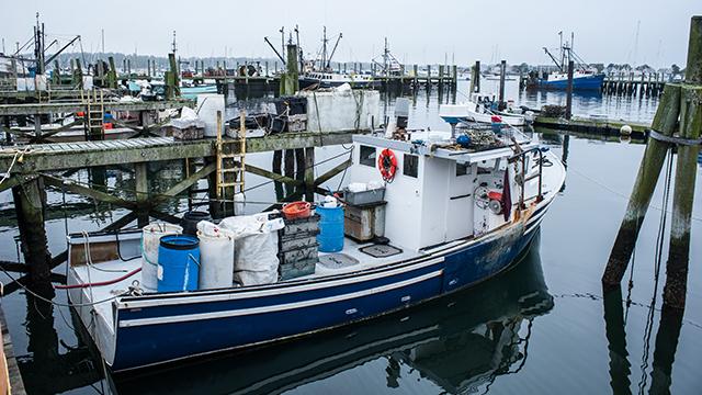 Harvesting Rhode Island: Rhode Island's Fishing Industry