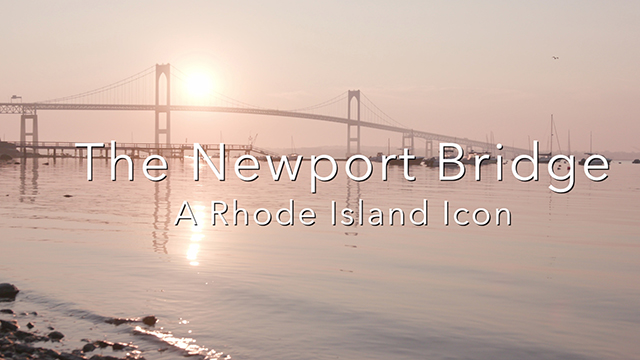 The Newport Bridge: A Rhode Island Icon
