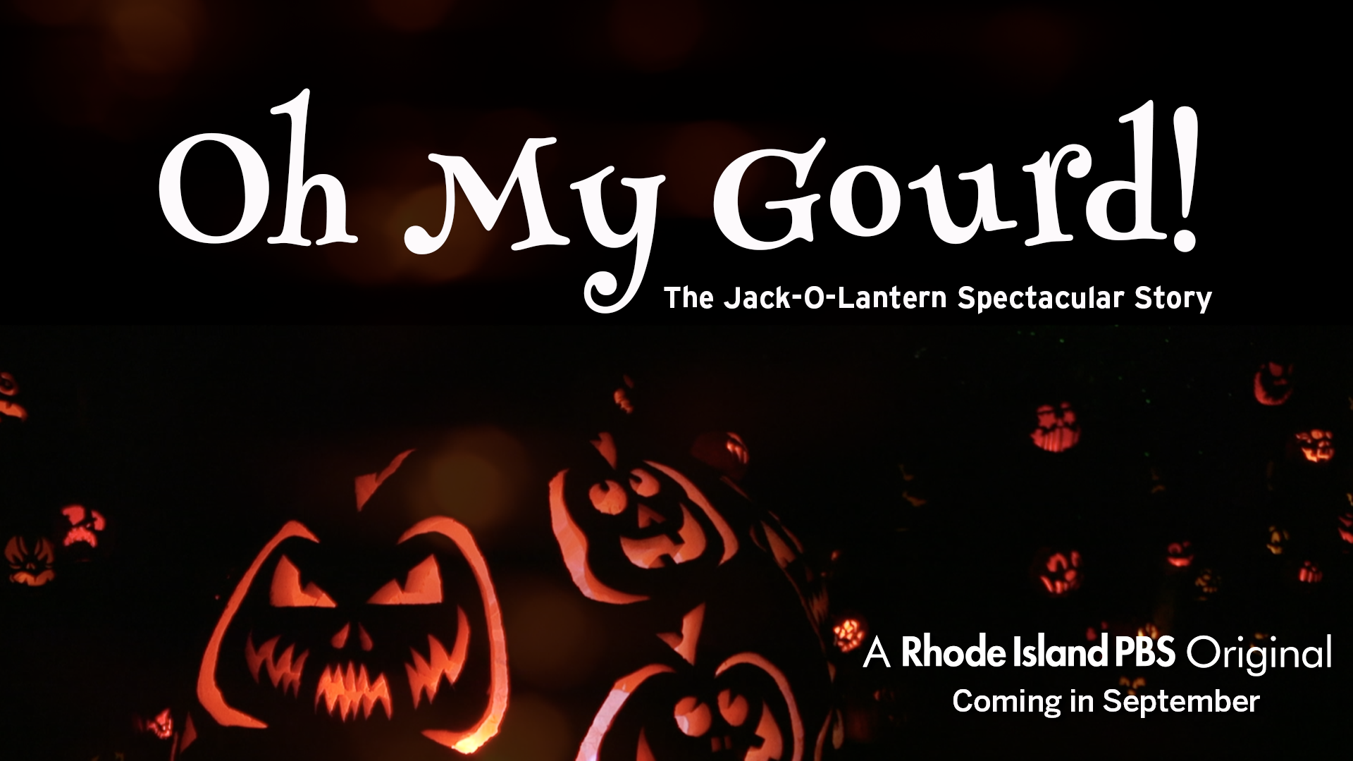 Oh My Gourd! The Jack-O-Lantern Spectacular Story