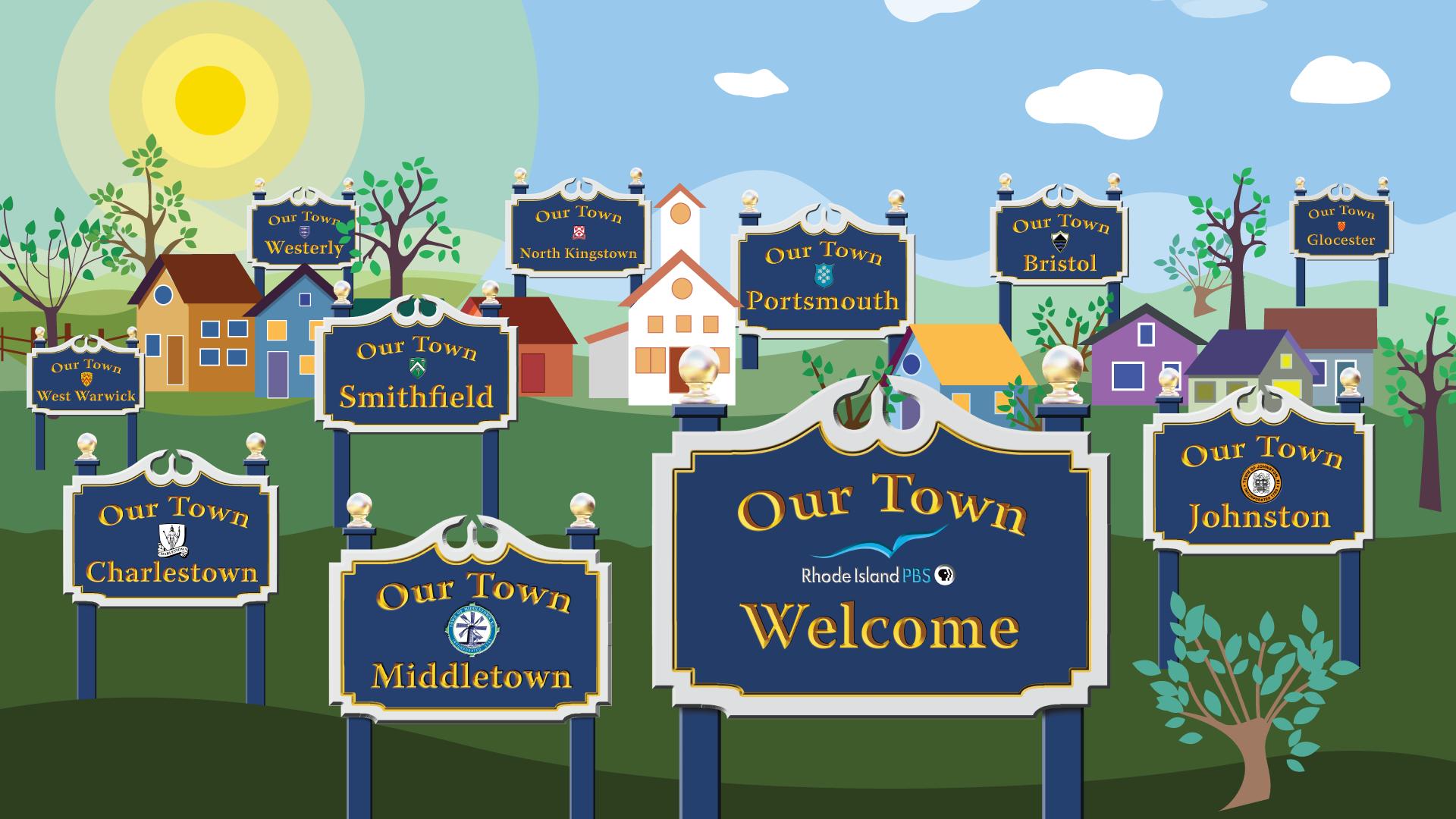 Our Town: Tour Ten Marathon