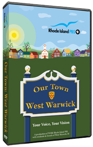 Our Town: West Warwick DVD Cover