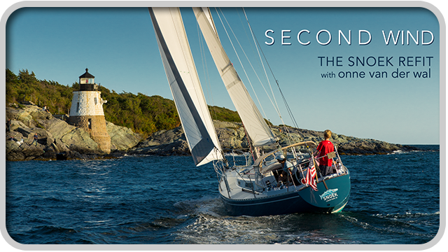 Second Wind: The Snoek Refit with Onne van der Wal