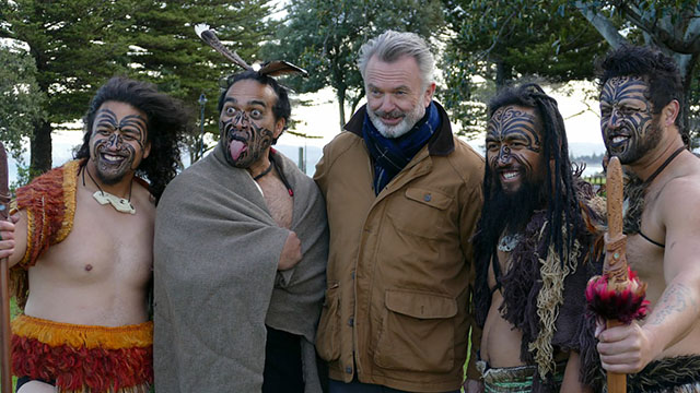 Pacific with Sam Neill