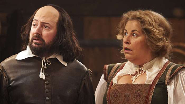 Upstart Crow | The Play's the Thing