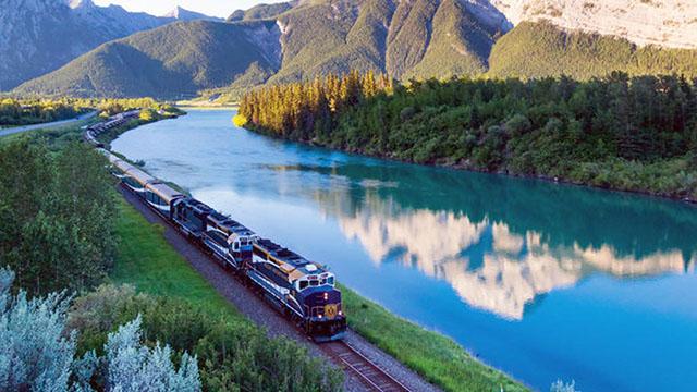 Canadian Rockies by Rail