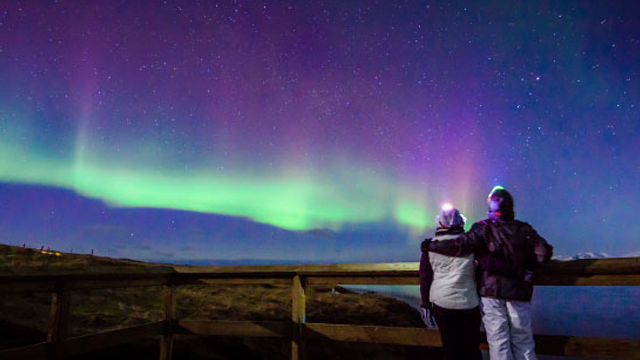 Iceland: Journey to the Northern Lights
