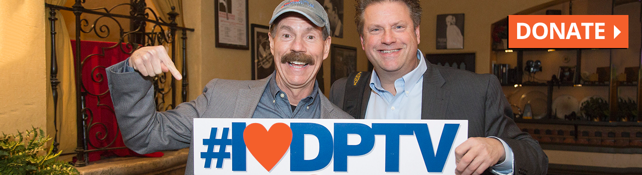 Support DPTV...Donate Now >