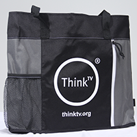 ThinkTV Tote Bag