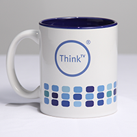 ThinkTV Travel Mug