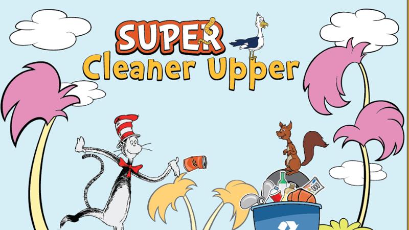 Super Cleaner Upper