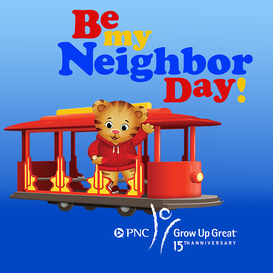 Daniel Tiger Neighbor Day