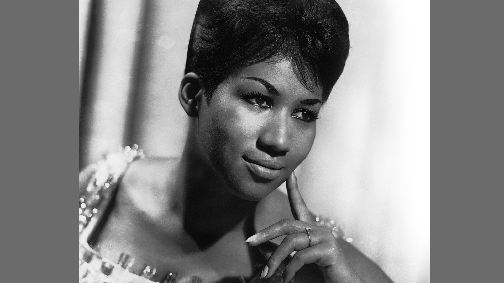 ARETHA! QUEEN OF SOUL - Join Us As We Remember Her - Tonight at 8:30 p.m.
