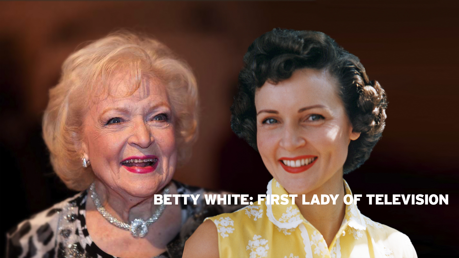 BETTY WHITE - First Lady of Television - Tuesday, August 21 at 8 p.m.