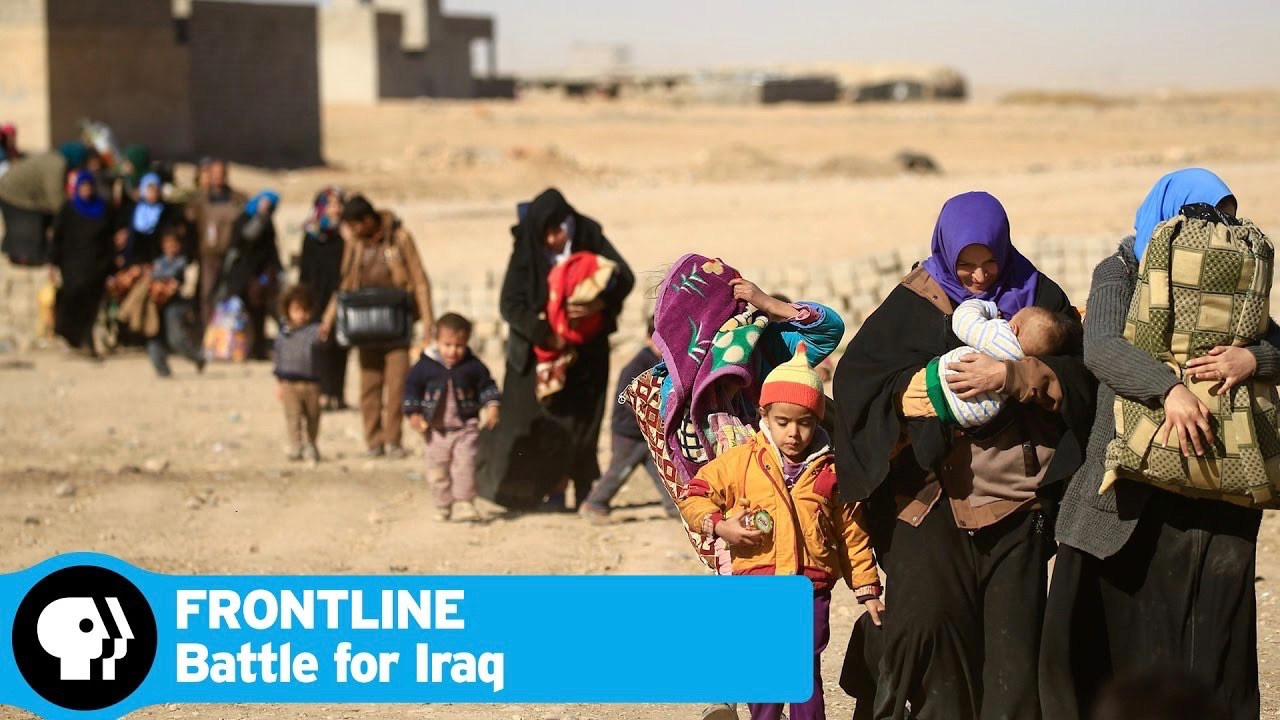 Frontline - Battle for Iraq, Tuesday, January 31 -10 p.m.