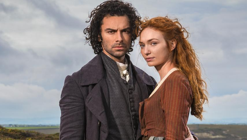 POLDARK - Sundays at 9 p.m. beginning June 17.