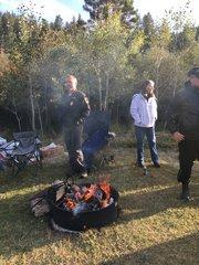 campfire in rochford
