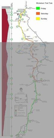 MTT day three map