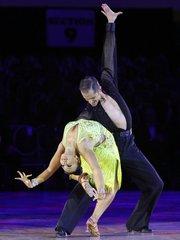 Natalie Crandall and Decho Kraev