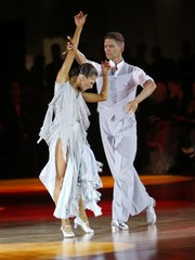 Nick Cheremukhin and Victorija