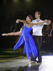 Mazen Hamza and Izabela Jundzill