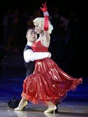 Andrey Begunov and Anna Demidova