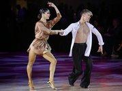 Kamil Studenny and Anna Pelypenko
