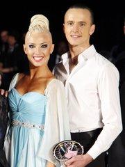 Artem Plakhotnyi and Inna Berlizyeva