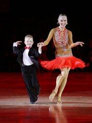 Pro-Am: Daniel Novikov and Alla Novikova