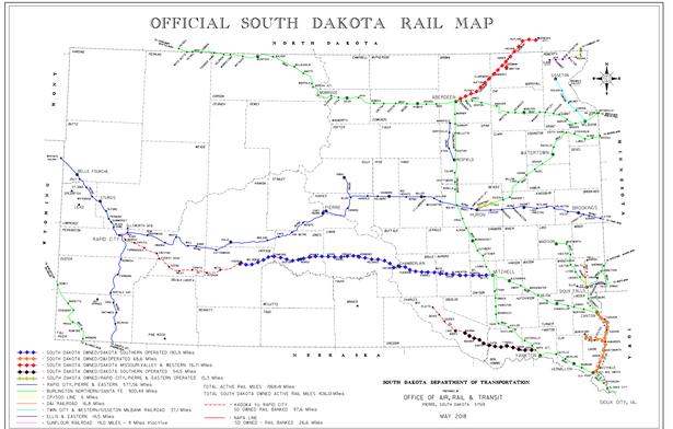 Vanished South Dakota: Rise and Fall of the Railways | SDPB
