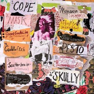 scatter brain album back cover