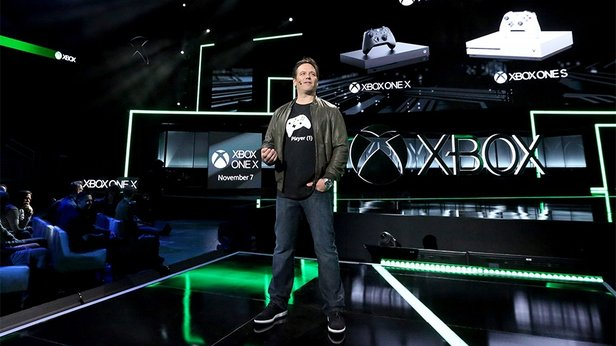 XBOX's Phil Spencer