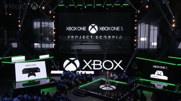 Last Year's E3 XBOX Reveal