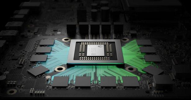 The XBOX Scorpio Project