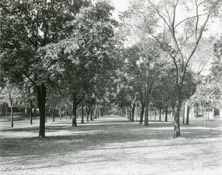 The Humboldt Parkway, 1935.