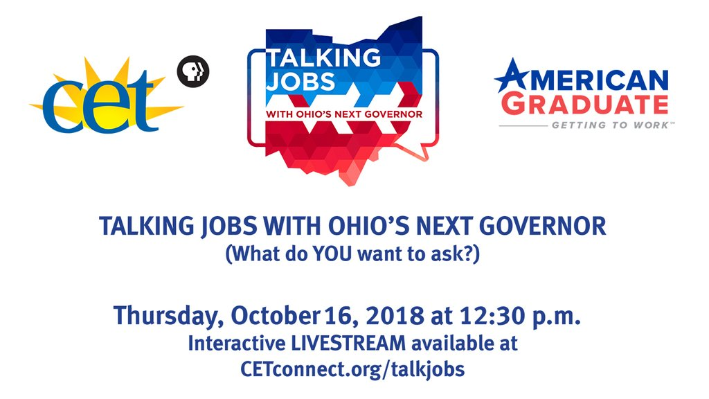 Talking Jobs with Ohio's Next Governor
