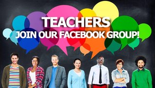 Teachers - Join Our Facebook Group!