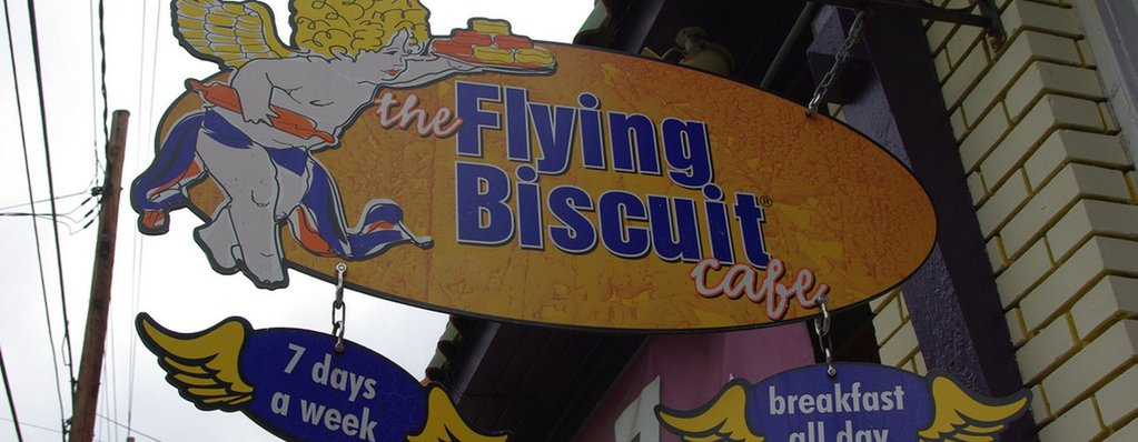 The Flying Biscuit Recipe