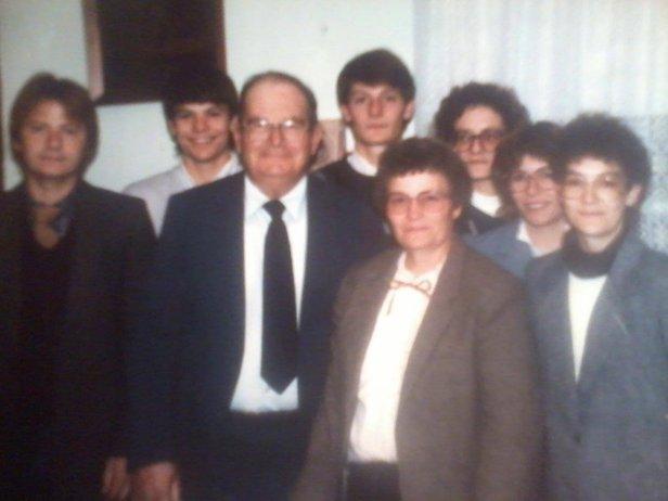 Van Osdel Family