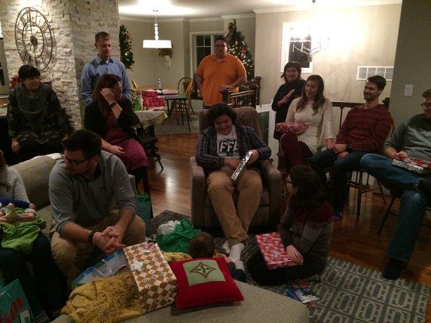Presents, Presents, Presents!