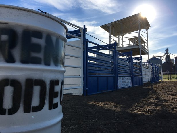 Irene Rodeo Grounds