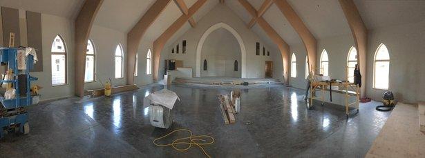 The NEW Zion Lutheran Church, Delmont, SD