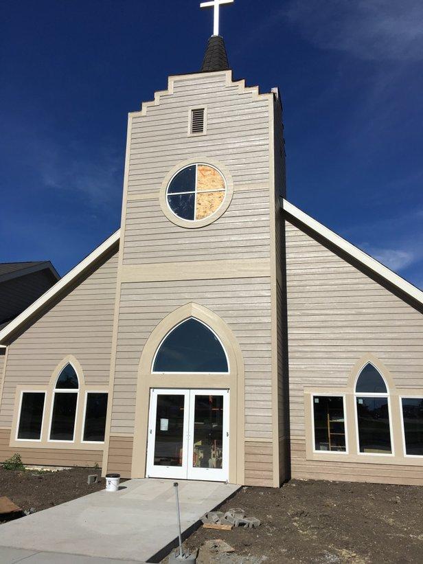 Zion Lutheran Church, Delmont, SD-June 2017