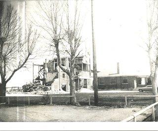 sugar factory demolition