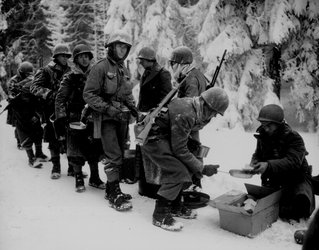 national archives battle of the bulge