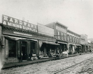 Deadwood ca. 1888