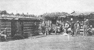 gordon stockade