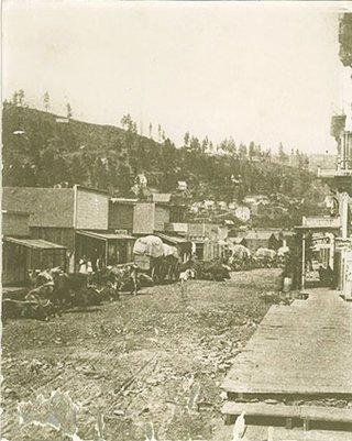 Deadwood, 1880s