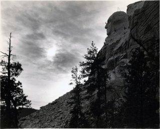 Mount Rushmore, 1940s