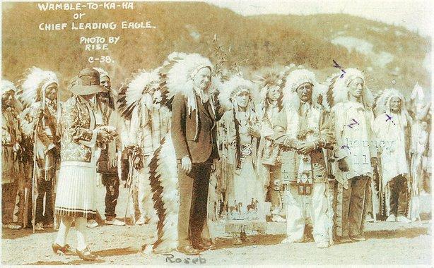 calvin coolidge in deadwood